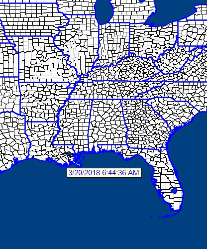 Current Nws Warnings Watches